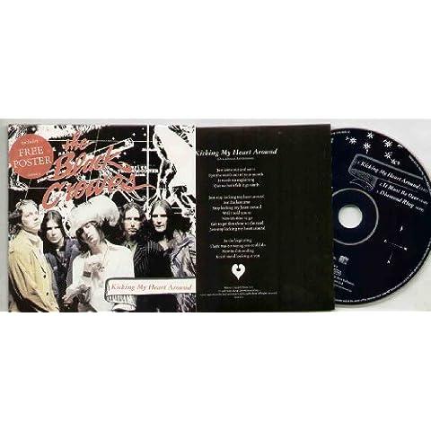 BLACK CROWES - KICKING MY HEART AROUND - CD (not vinyl)
