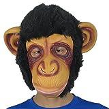 Monkey Latex Rubber Orangutan Head Mask ...