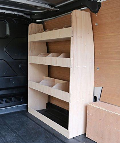 Vanify Habillage en Contreplaqu/é OSB L/éger pour Ford Transit Custom SWB