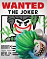 Posters: Lego Batman, Le Film Mini Poster - Wanted The Joker (50 x 40 cm)