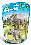 Playmobil - Rhino con bebé (66...