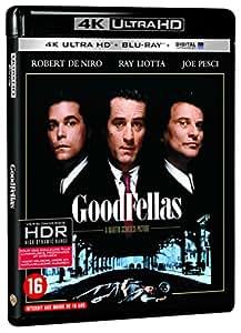 Les Affranchis [4K Ultra HD + Blu-ray + Copie Digitale UltraViolet]
