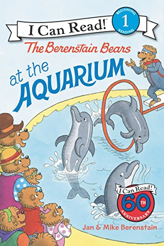The Berenstain Bears at the Aquarium (I Can Read. Level 1)