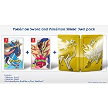 Pokemon Sword and Shield Dual Edition (Nintendo Switch)