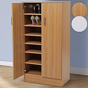 gro er schuhschrank schuhregal schuh aufbewahrung f r 20. Black Bedroom Furniture Sets. Home Design Ideas