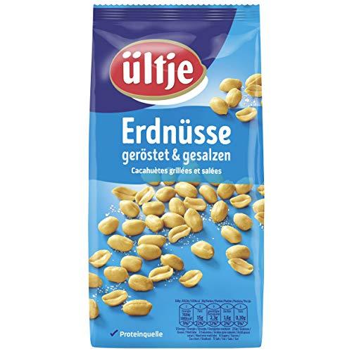 ültje Erdnüsse, geröstet und gesalzen, 5er Pack (5 x 1 kg)