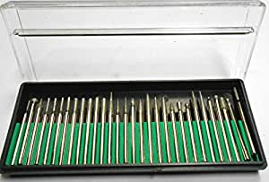 Toolzone 30Pc Deburring And Engraving Set