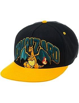 Bioworld Pokemon Charizard snapback cap