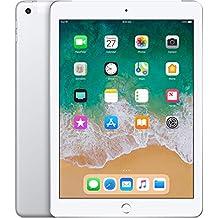 """Apple iPad 9,7"""" Display Wi-Fi + Cellular 32GB - Silber (Generalüberholt)"""