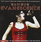 Maximum Evanescence (CD Audio Blog)