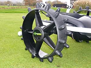 Pro Rider Chariot de golf Roues spéciales hiver