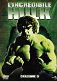 L' Incredibile Hulk - Stagione 05 (2 Dvd) [Italia]