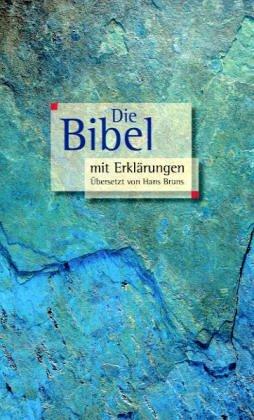 Bibelausgaben, Die Bibel mit Erklärungen