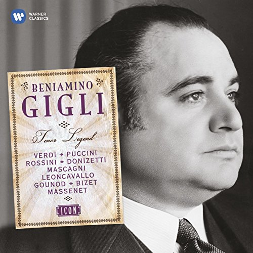 Icon: Beniamino Gigli