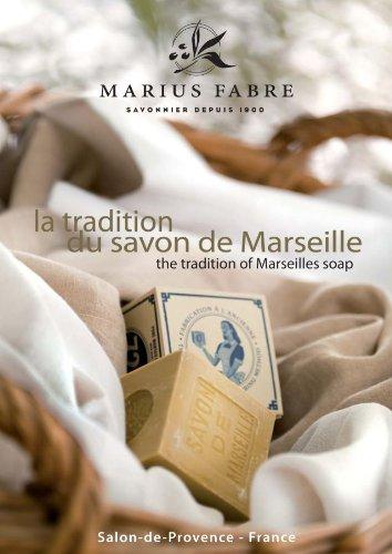Marius Fabre 'Herbier' : Flüssigseife Lavendel 500 ml