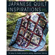 Japanese Quilt Inspirations by Susan Briscoe (2011-05-05)