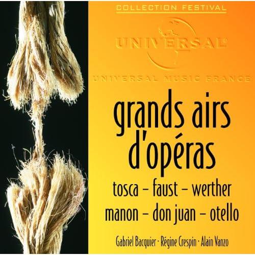 Mozart: Don giovanni-Air du champagne