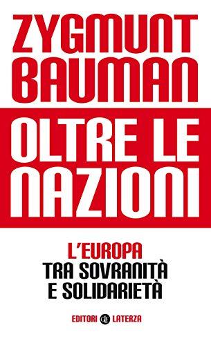 Oltre le nazioni: L'Europa tra sovranità e solidarietà