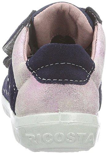 Ricosta Idory, Sneakers basses fille Blau (nautic 178)