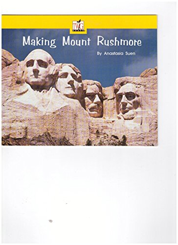 Making Mount Rushmore (Twig nonfiction)