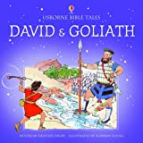 David and Goliath (Usborne Bible Tales)