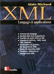 XML, langage et applications