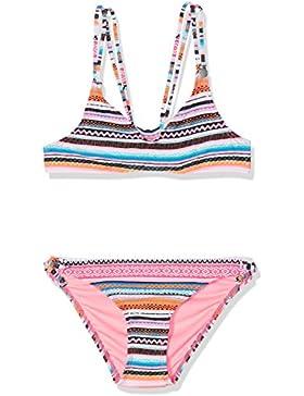 Brunotti - Bikini para niña Coralia Jr, niña, Coralia JR, rojo