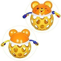 Preisvergleich für Baby-lustiges Spielzeug Kinder pädagogische kleine Maus Hand bunte sensorische Ball Kinder Funnny Ball Spielzeug Geschenk