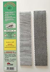 Co1 confezioni n 2 filtri elettrostatici per for Climatizzatori amazon