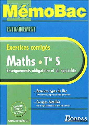 MEMO ENTRAINEMENT MATHS TERM S (Ancienne Edition)