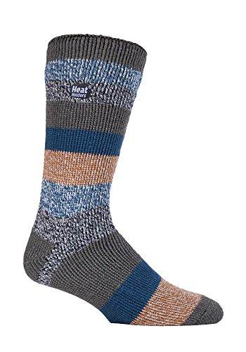Heat Holders - Herren Thermosocken Winter Warm 2.3 tog Socken (39-45 eur, Eton)