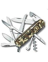 Victorinox Offiziermesser Huntsman 15 Funktionen, camouflage, 1.3713.94-033