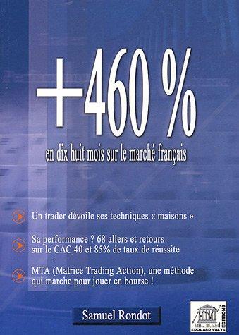 +460% en dix huit mois sur le marché français