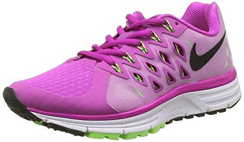Nike Zoom Vomero 9 - Scarpe Running Donna, Rosa (Rose/Vert/Blanc/Noir), 39 EU