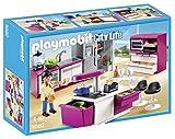 Playmobil - 5582 - Jeu De Construction - Cuisine Avec Ilot