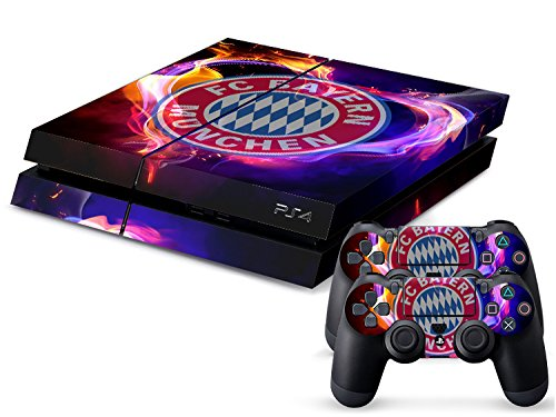 ps4-playstation-4-console-controller-decal-sticker-skin-set-bayer-munich-fc