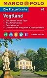 MARCO POLO Freizeitkarte Vogtland 1:100.000 -