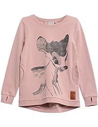 Wheat Sweatshirt Bambi Glitter, Sweat-Shirt Fille