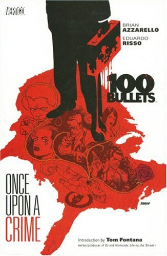 100 Bullets Vol. 11: Once Upon a Crime - 100 Novel Bullets-graphic
