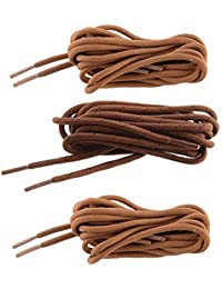 Shoeshine round shoelaces for casual shoes or boot many color or sizes available
