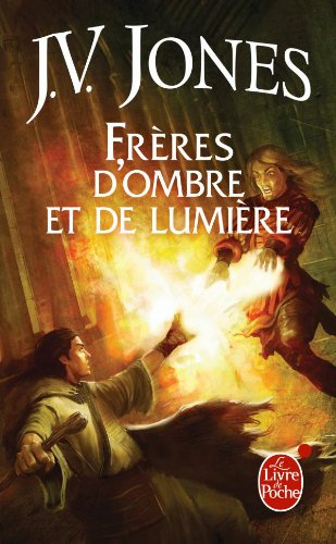 Le Livre des Mots, Tome 3 : Frères d'ombre et de lumière