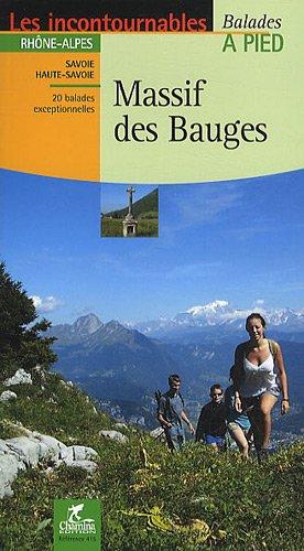 Massif des Bauges - Savoie Haute-Savoie - à pied