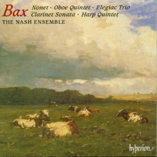 Bax: Nonet, Elegaic Trio, Oboe & Harp Quintets Test