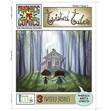 Twisted Tales Level 3 (Phonics Comics: Level 3)