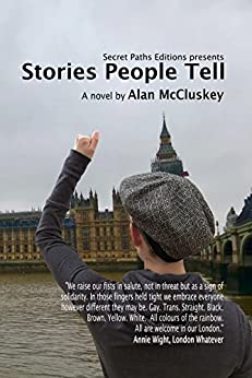 Stories People Tell (English Edition) di [McCluskey, Alan]