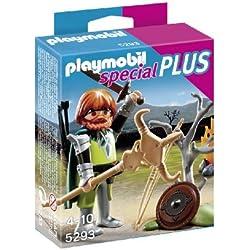 Playmobil Special Plus (5293) - Guerrero celta con fogata