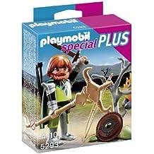 Playmobil Especiales Plus - Guerrero celta con fogata (5293)