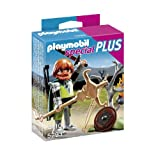 Playmobil Especiales Plus - Guerrero celta con fogata (5293)