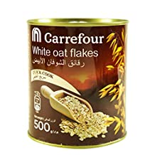 M Carrefour Breakfast Cereal Oats - 500 gm