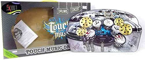 Touch Music Drum Jazz Series with 18 Functional Keys, 3 builtin Styles